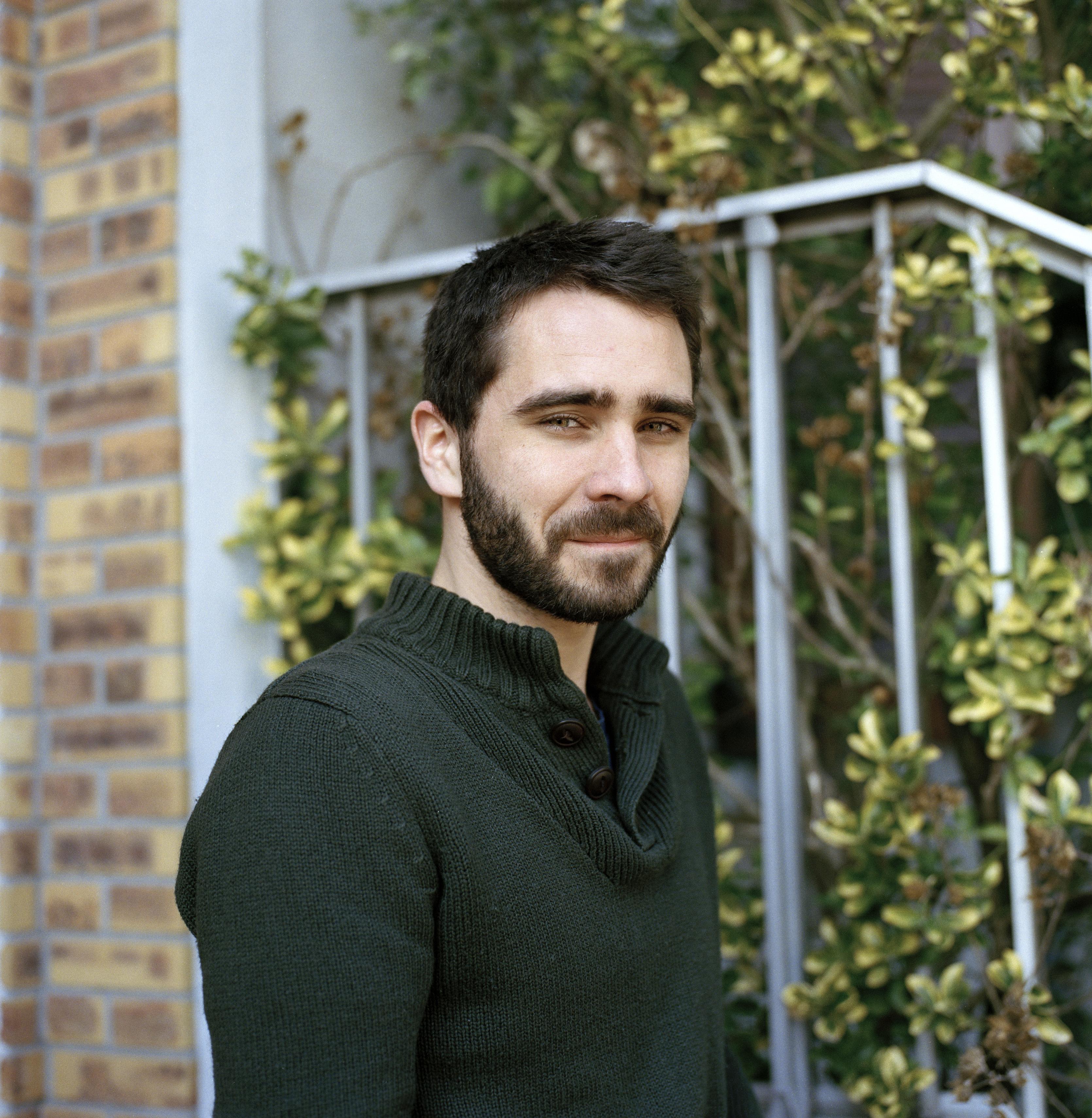 Portrait #1 : Edouard, raconte-moi une histoire de la Maison Bleue