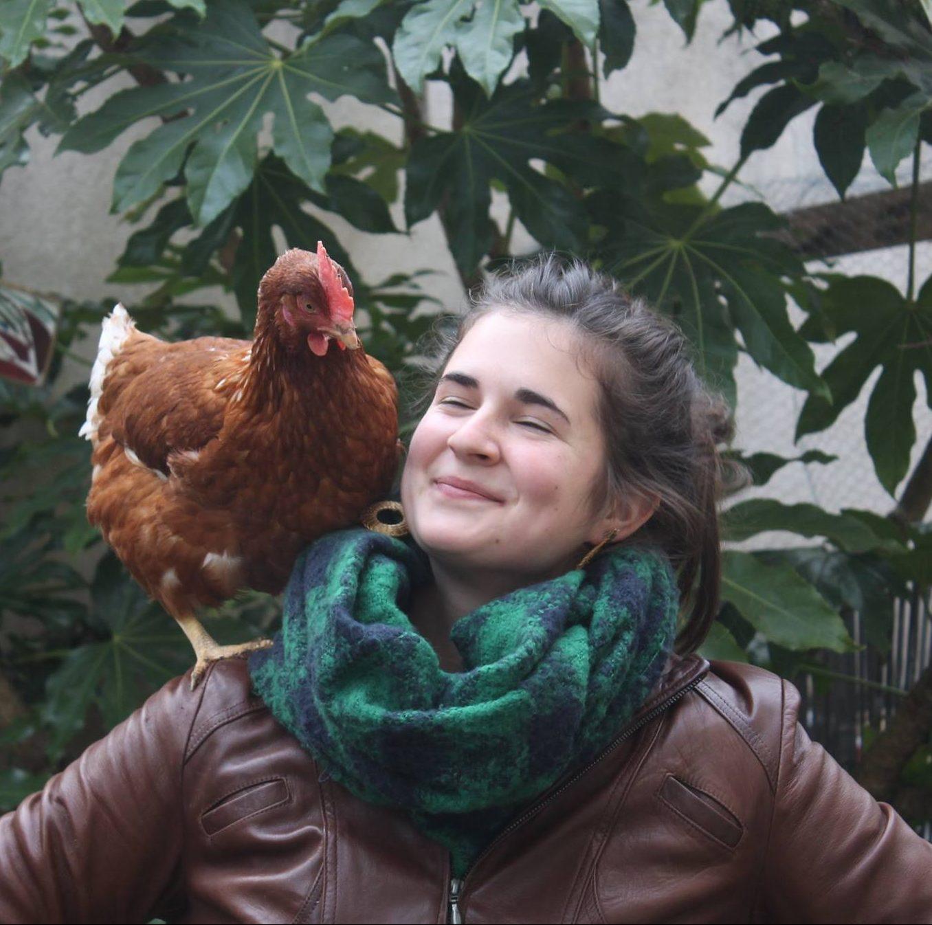 Portrait #2 : Camille, aventures et engagements