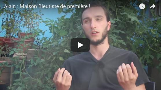 Portrait #5 – Alain le Maison Bleutiste